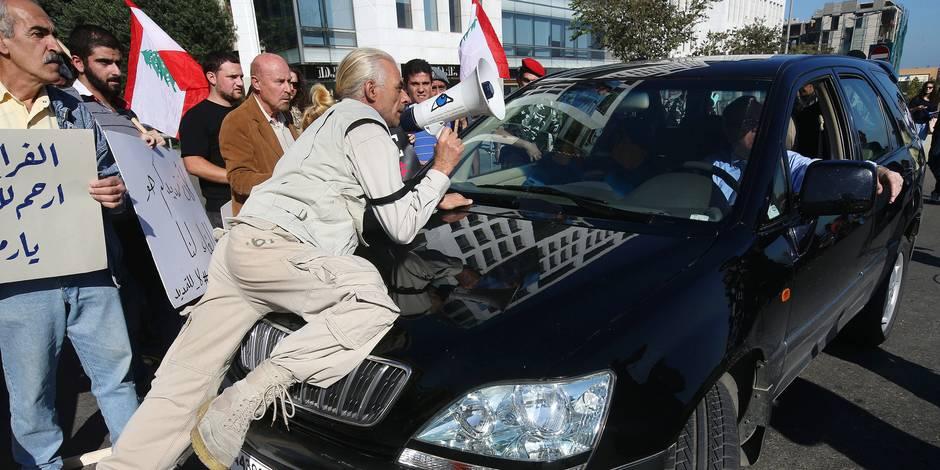 Les parlementaires libanais s'offrent un double mandat