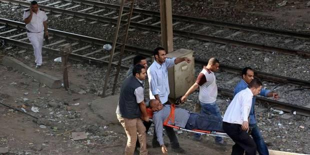 Egypte: attaque sans précédent contre la marine et nouveaux attentats - La Libre