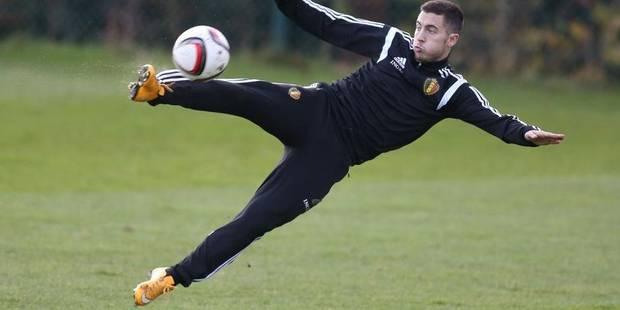 Courtois doit-il craindre Eden Hazard? - La Libre