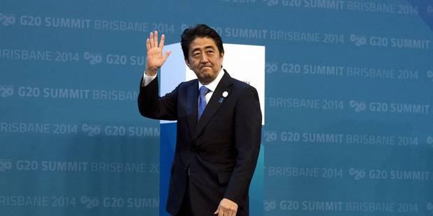 Le Japon retombe en récession - La Libre