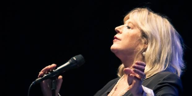 Majestueuse Marianne Faithfull au Palais des Beaux-Arts de Bruxelles - La Libre