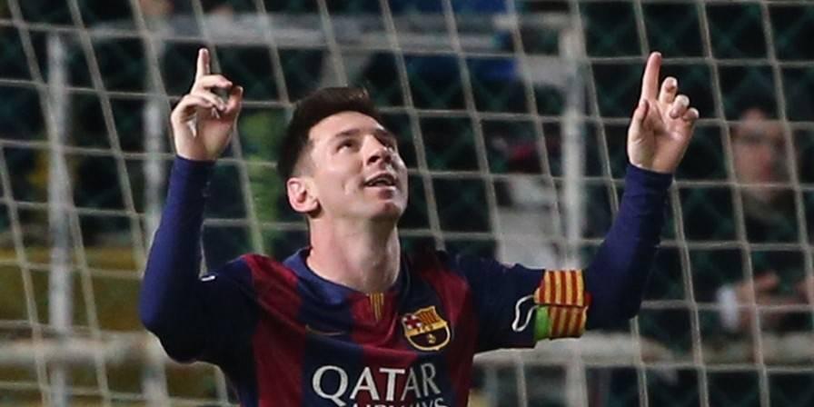 Ligue des champions: Messi bat le record de Raul