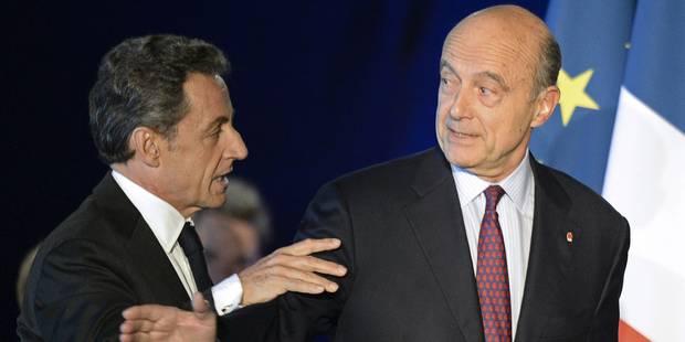 Juppé a plus de capacité que Sarkozy de gagner pour 40% des Français - La Libre