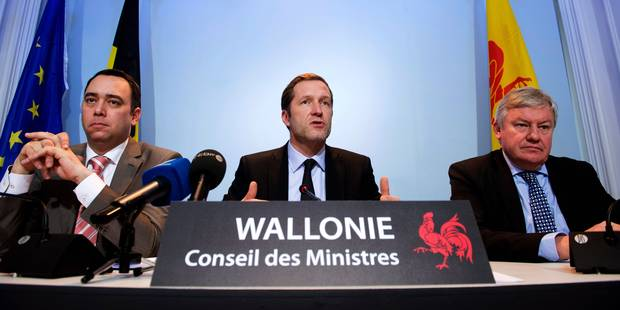 Taxe outillage en Wallonie: amendement de la majorité pour une solution de rechange - La Libre