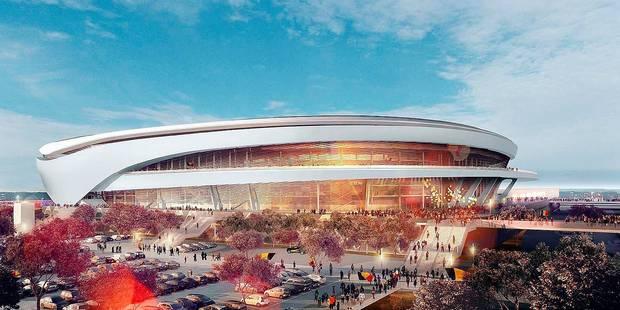 400.000 € d'argent public de plus pour le stade national - La Libre