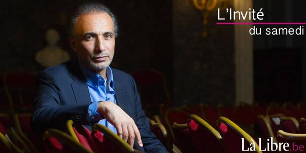 "Tariq Ramadan: ""L'antisémitisme est anti-islamique !"" - La Libre"