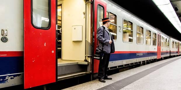 Wifi dans le train: un projet pilote initié par la SNCB l'an prochain - La Libre