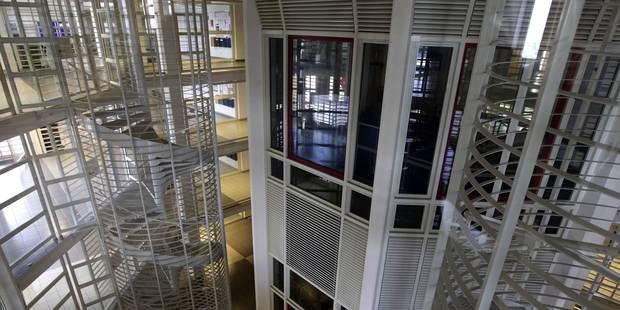 L'Etat contraint de restaurer le régime habituel de détention à la prison d'Ittre - La Libre