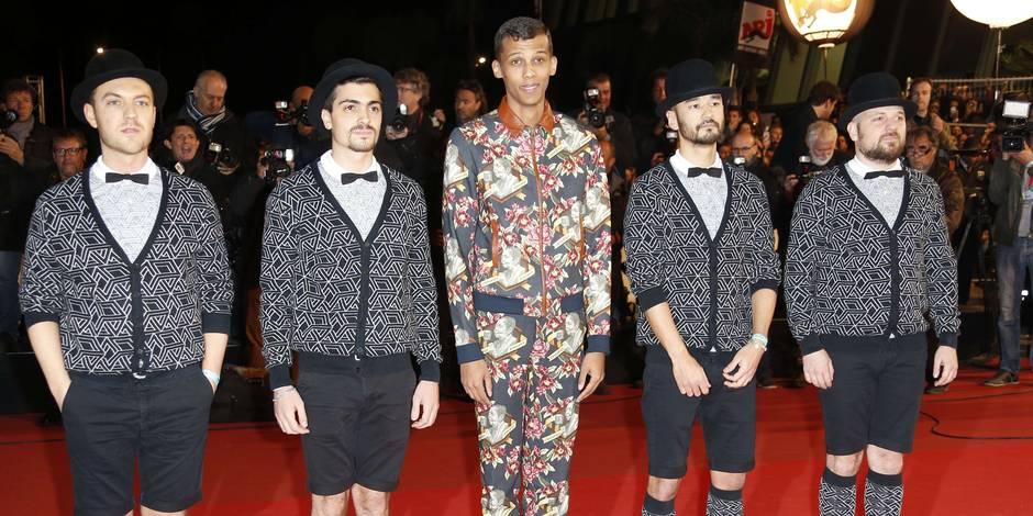 """Stromae : """"Tous les mêmes"""" a capella aux NRJ Music Awards"""