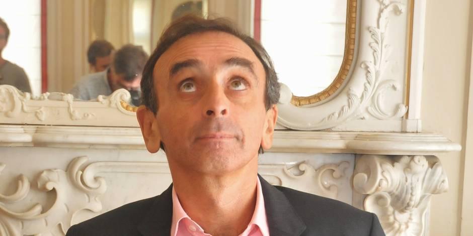 L'interview polémique de Zemmour qui fait bondir Mélenchon