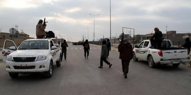 Plusieurs chefs du groupe Etat islamique tués dans des frappes aériennes - La Libre
