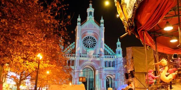 La Ville de Bruxelles met les petits plats dans les grands pour le Nouvel An - La Libre