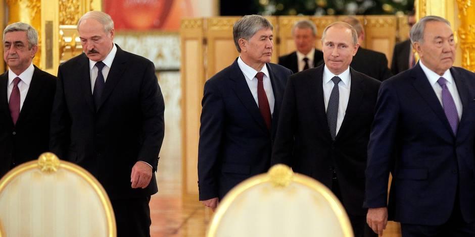 Le Belarus et le Kazakhstan avertissent Moscou