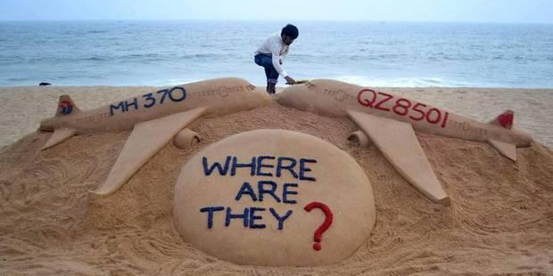 """L'avion d'AirAsia gît probablement """"au fond de la mer"""" en Indonésie - La Libre"""