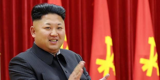 Corée du Nord: Kim Jong-Un prêt au dialogue avec Séoul - La Libre