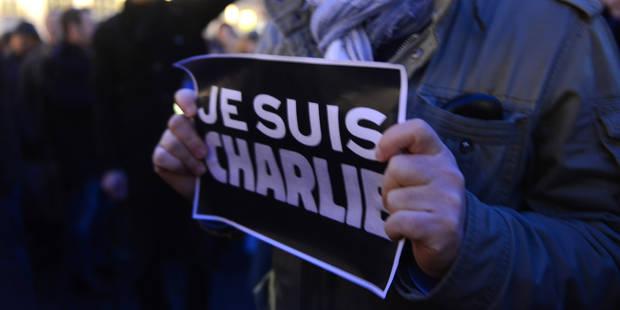 Charlie Hebdo: des rassemblements à Louvain-la-Neuve et Charleroi - La Libre