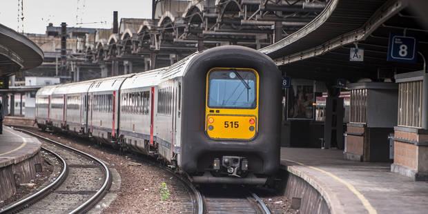 La circulation ferroviaire a repris sur une voie entre Bruxelles et Ottignies - La Libre