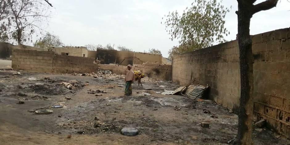 Nigeria : Deux très jeunes femmes kamikazes tuent quatre personnes sur un marché