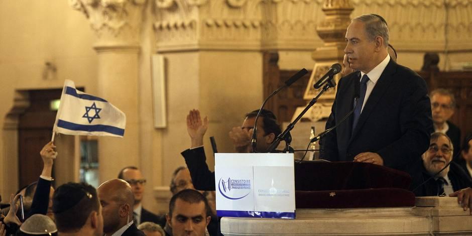 Netanyahu remercie l'employé musulman du supermarché casher de Paris