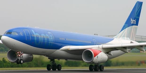 Une compagnie britannique atterrit à Liège - La Libre