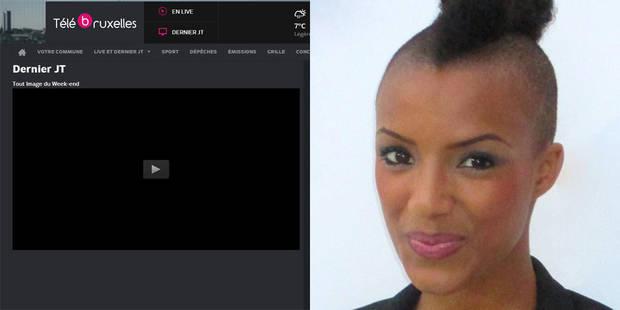 Yvoire, le nouveau visage météo de Télé Bruxelles - La Libre