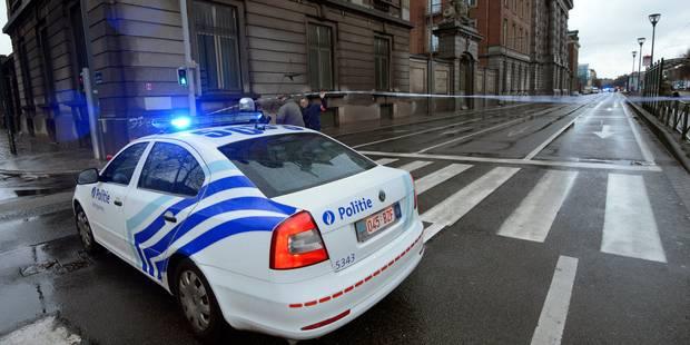 Menace terroriste en Belgique: 22 perquisitions et 4 arrestations - La Libre