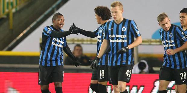 Le Club de Bruges se balade contre Ostende (2-0) - La Libre