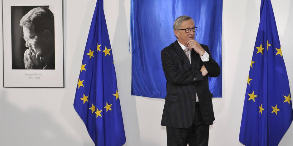 """Jean-Claude Juncker veut supprimer la troïka"""