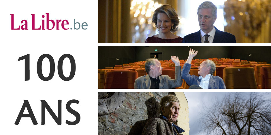 """100 ans de La Libre: 100 personnalités confient ce qu'elles voudraient lire dans """"La Libre"""" en 2015"""