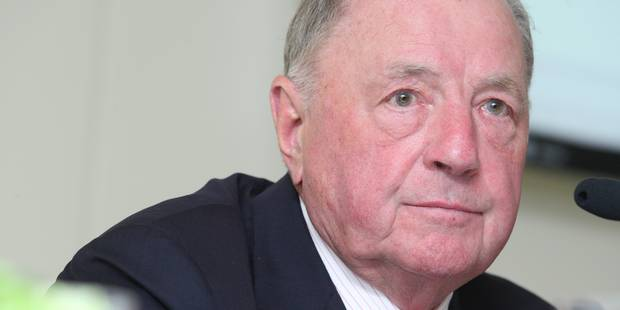 Albert Frère renonce à sa fonction de CEO de GBL - La Libre