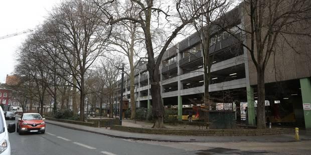 Sauvegarde du parc Léopold à Namur : le futur centre commercial générera près de 600 emplois - La Libre