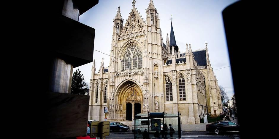 L'Eglise Notre Dame du Sablon