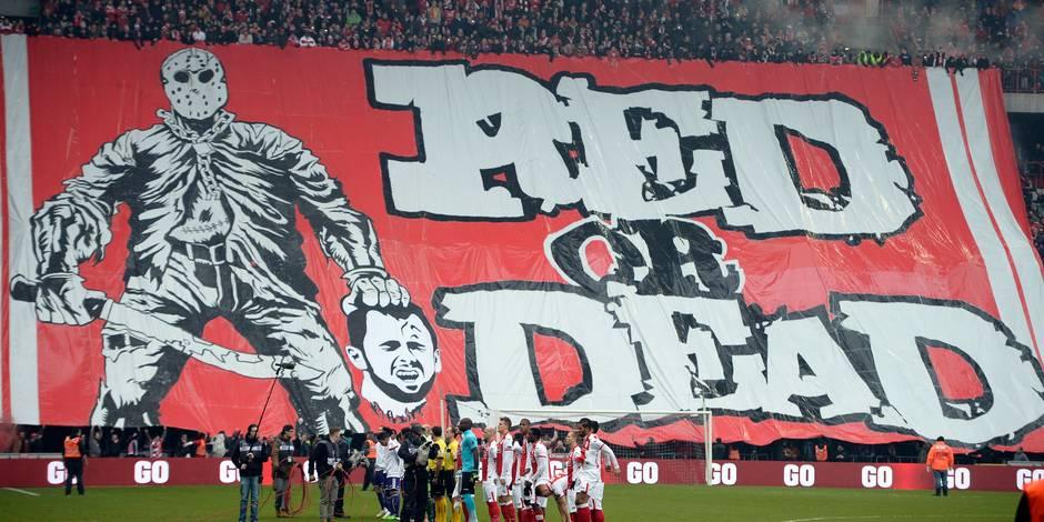 Tifo anti-Defour: lettre d'excuses du Standard, message poétique du joueur