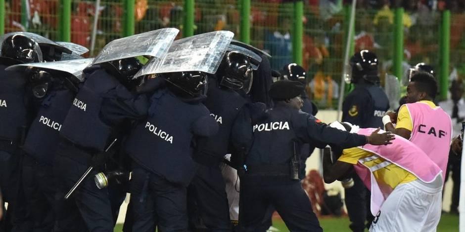 CAN: le Ghana en finale aux dépens de la Guinée Equatoriale après un match marqué par des incidents