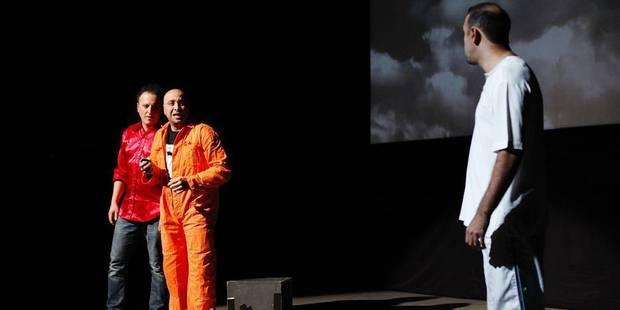 """Plus de 6500 écoliers vont aller voir la pièce """"Djihad"""" - La Libre"""