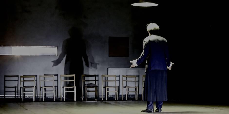 """""""Gilles et la nuit"""" ou l'en-deçà du monstre"""