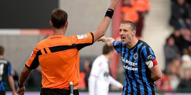 Un arbitre de D1 belge dans l'embarras à cause de... Facebook - La Libre