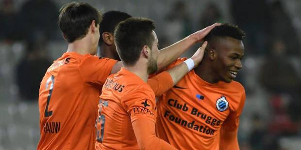 Coupe: Le Club de Bruges en finale après sa victoire au Cercle (2-3) - La Libre