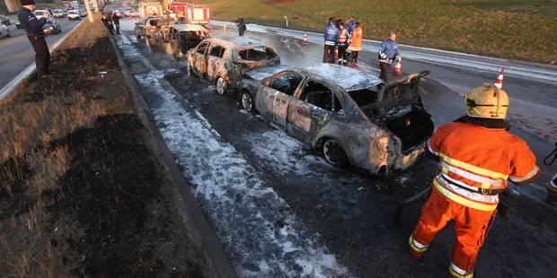 Les Belges de plus en plus dangereux sur les routes - La Libre