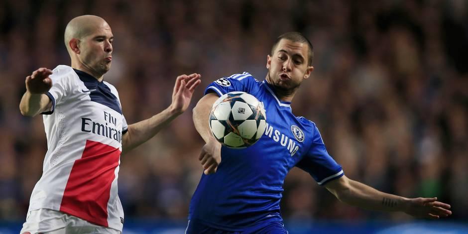 Ligue des Champions: Le PSG chambre (à nouveau) Chelsea