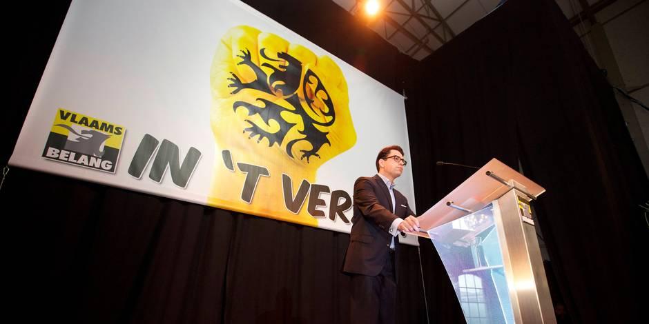 """Les partis classiques ont-ils """"copié-collé"""" les thèses du Vlaams Belang? - La Libre"""