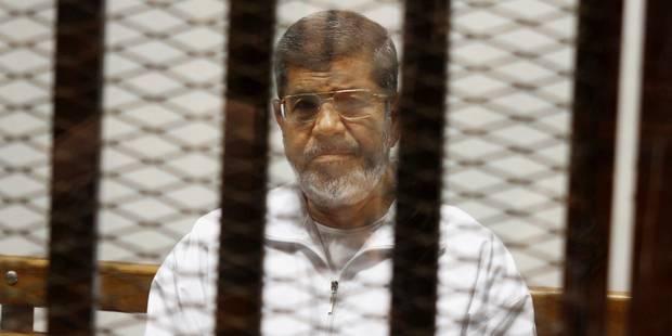 Egypte: Morsi sera jugé dans un 5ème procès, pour incitation au meurtre - La Libre