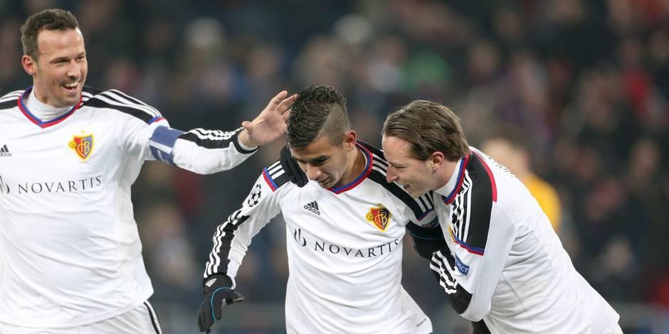 Bâle et Porto se neutralisent (1-1)