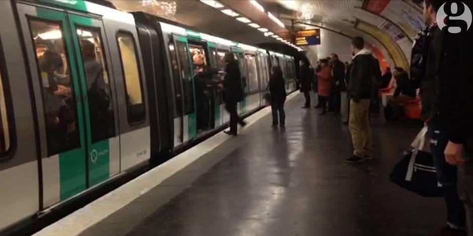 Racisme dans le métro parisien: Chelsea sanctionne 3 supporters