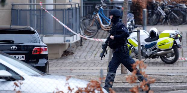 Copenhague: 500 personnes assistent à l'enterrement de l'auteur présumé des attentats - La Libre