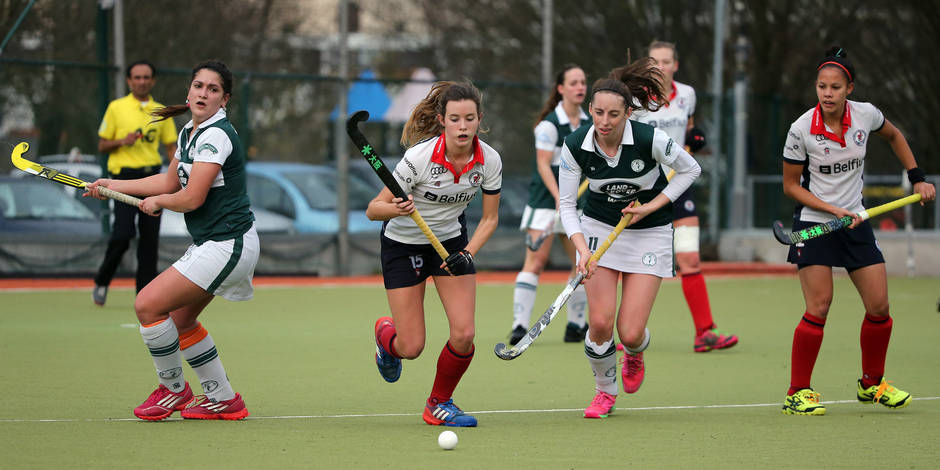 Championnat Dames : Louvain bat le LARA - La Libre