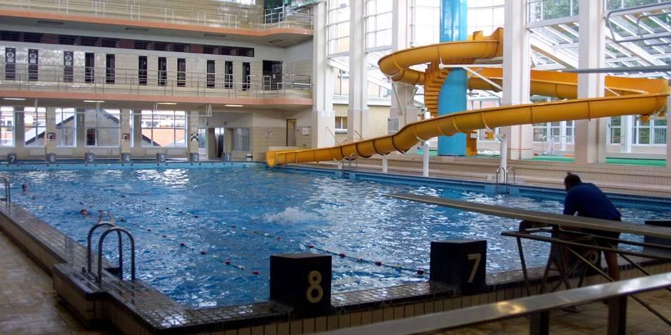 A schaerbeek les femmes nagent entre elles la libre for Piscine de digne les bains