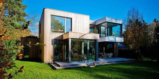Le bois au centre de votre habitat - La Libre