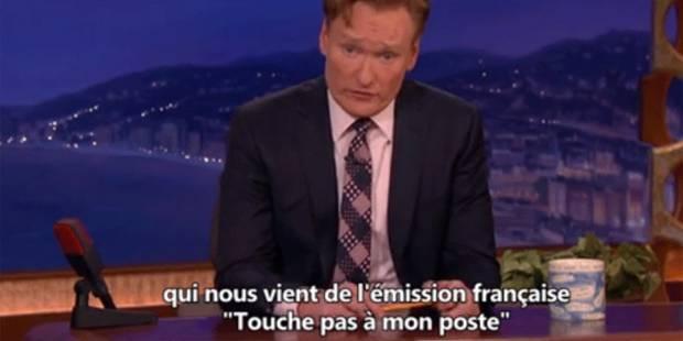 """Quand """"Touche pas à mon Poste"""" plagie un show américain - La Libre"""
