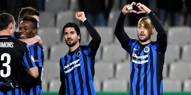Le FC Bruges défiera Besiktas en Europa League - La Libre